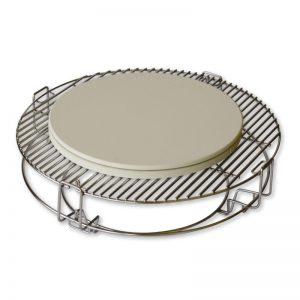 Ceramic Grill Configuration